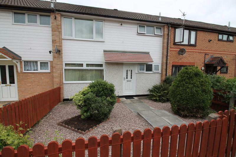 3 Bedrooms Terraced House for sale in Neville Close, Noctorum