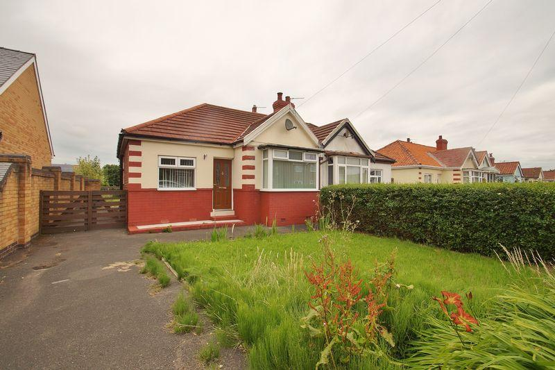 2 Bedrooms Semi Detached Bungalow for sale in Church Road, Banks