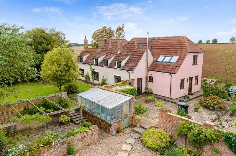 4 Bedrooms Detached House for sale in Hemingby Lane, West Ashby