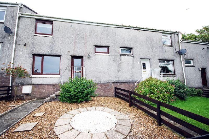 3 Bedrooms Terraced House for sale in 7 Doon Place ,Symington KA1 5RR