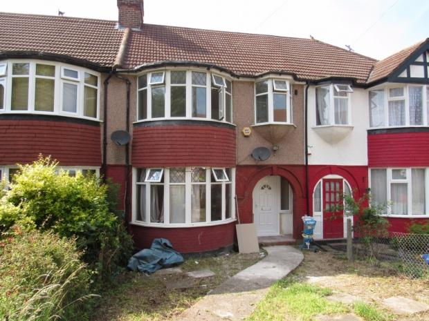 3 Bedrooms Terraced House for sale in Colin Crescent Colin Crescent, Colindale, NW9