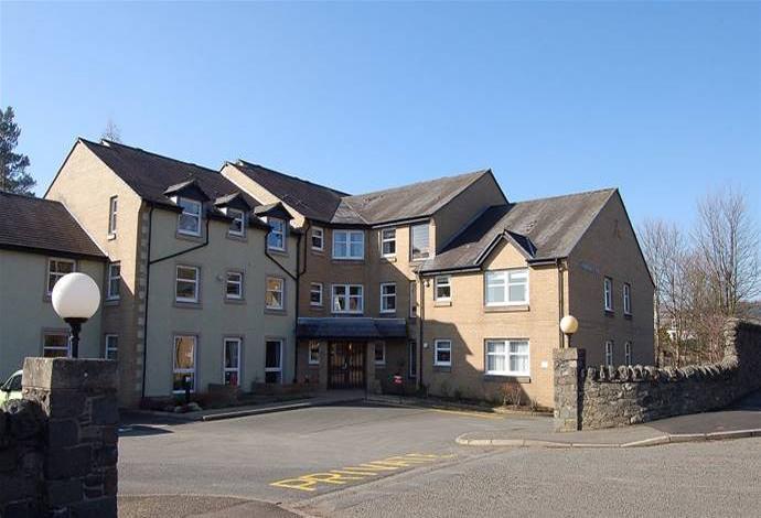 1 Bedroom Flat for sale in 15 Whitestone Court Innerleithen Road, Peebles, EH45 8BN