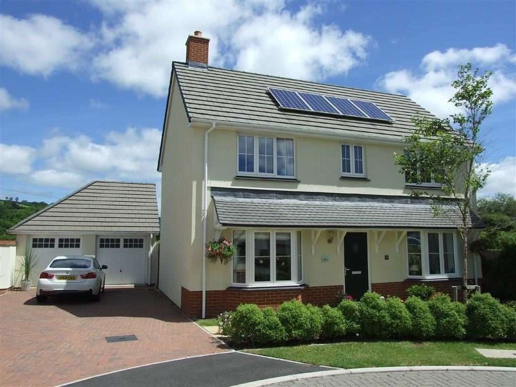 4 Bedrooms Detached House for sale in Loring Fields, Landkey, Barnstaple, Devon, EX32