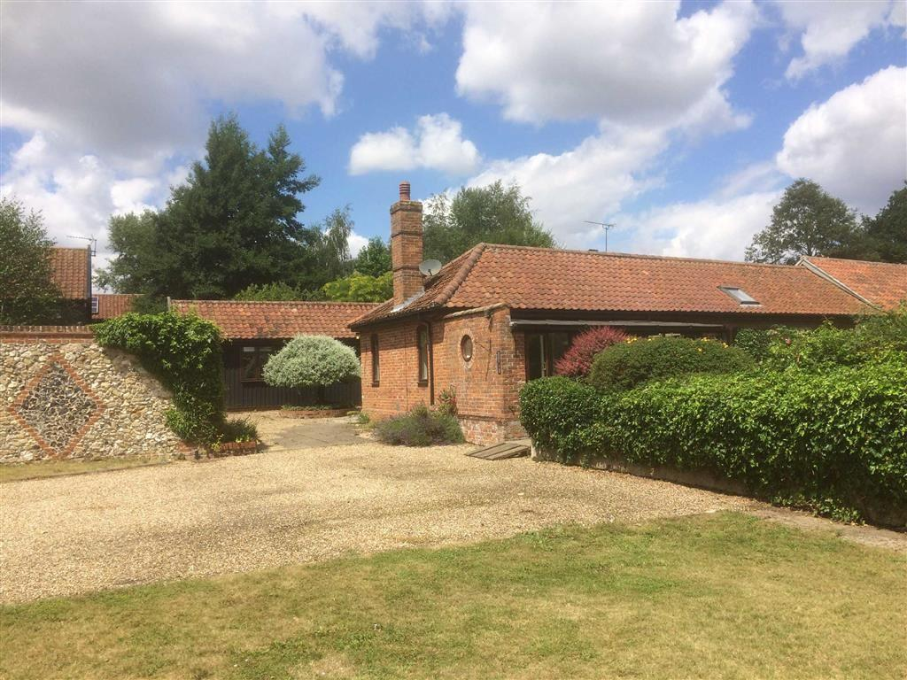 4 Bedrooms Barn Conversion Character Property for sale in Wickham Road, Thornham Magna, Suffolk