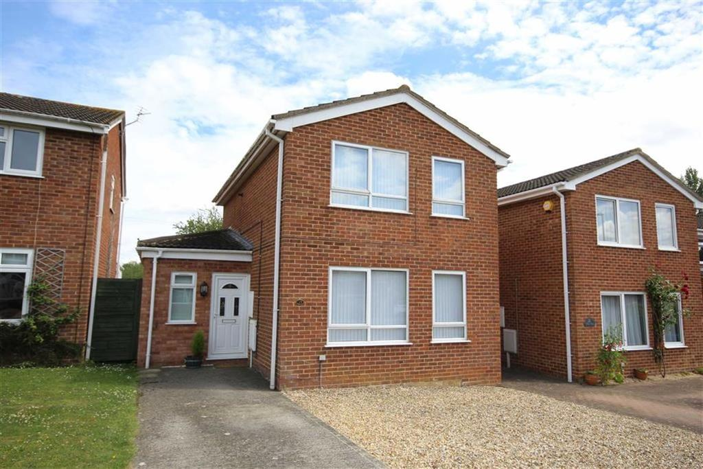 3 Bedrooms Detached House for sale in Theocs Close, Tewkesbury Park, Tewkesbury, Gloucestershire