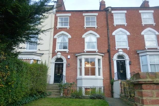 4 Bedrooms Town House for sale in St Georges Place, Northampton, NN2