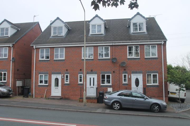 3 Bedrooms Terraced House for sale in Parkes Hall Road, Dudley, DY1