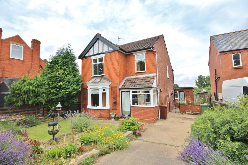 4 Bedrooms Detached House for sale in South Park, Lincoln, LN5