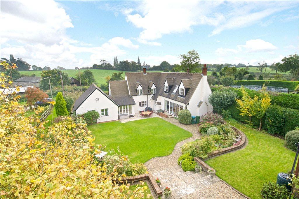5 Bedrooms Detached House for sale in Grove Farm Lane, Hollingdon, Nr Soulbury, Buckinghamshire