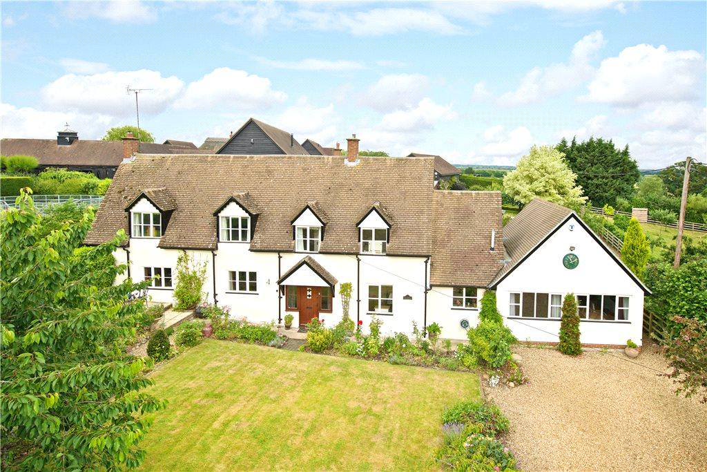 5 Bedrooms Detached House for sale in Grove Farm Lane, Hollingdon, Nr Soulbury, Buckinghamshire