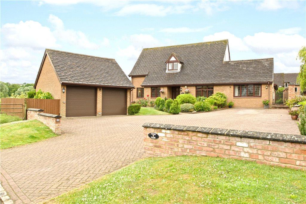 5 Bedrooms Detached House for sale in West End, Bugbrooke, Northampton, Northamptonshire