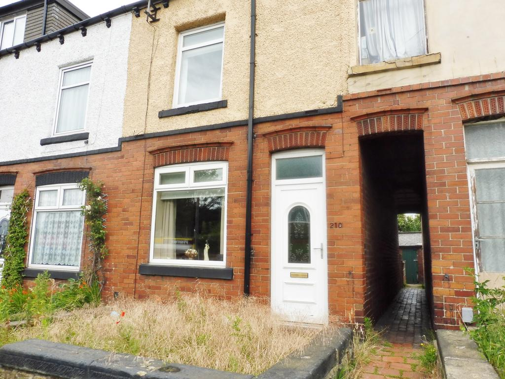 2 Bedrooms Terraced House for sale in Barnsley Road, Wombwell S73