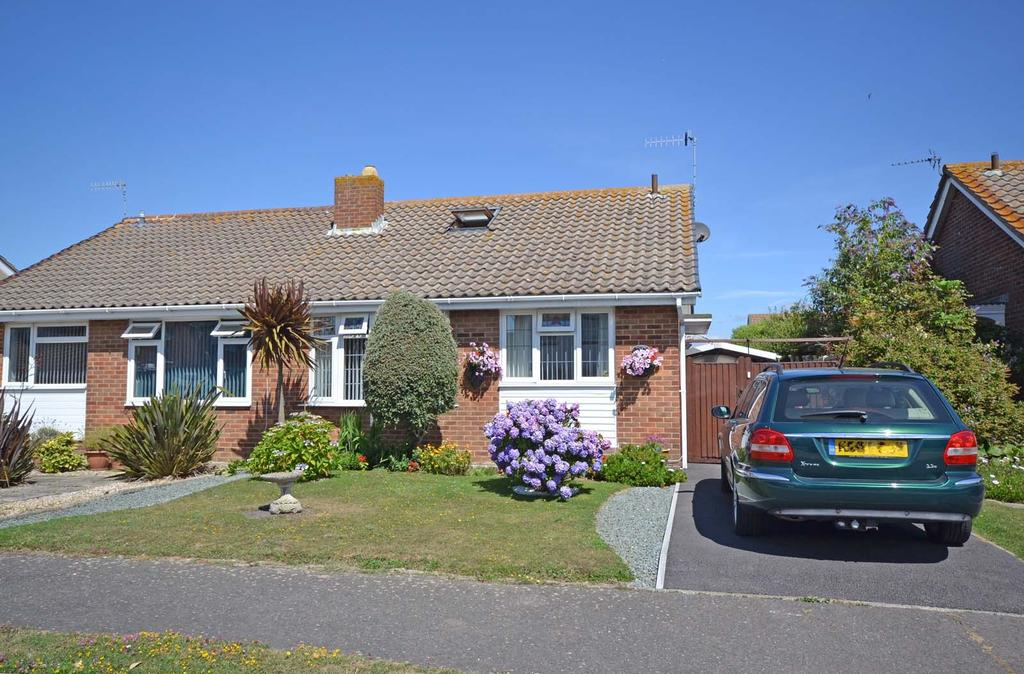 2 Bedrooms Bungalow for sale in Broad View, Selsey, PO20