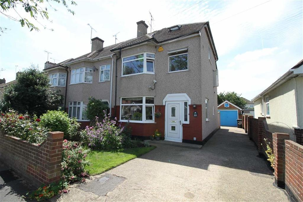 4 Bedrooms End Of Terrace House for sale in Lyndale Avenue, Southend On Sea, Essex