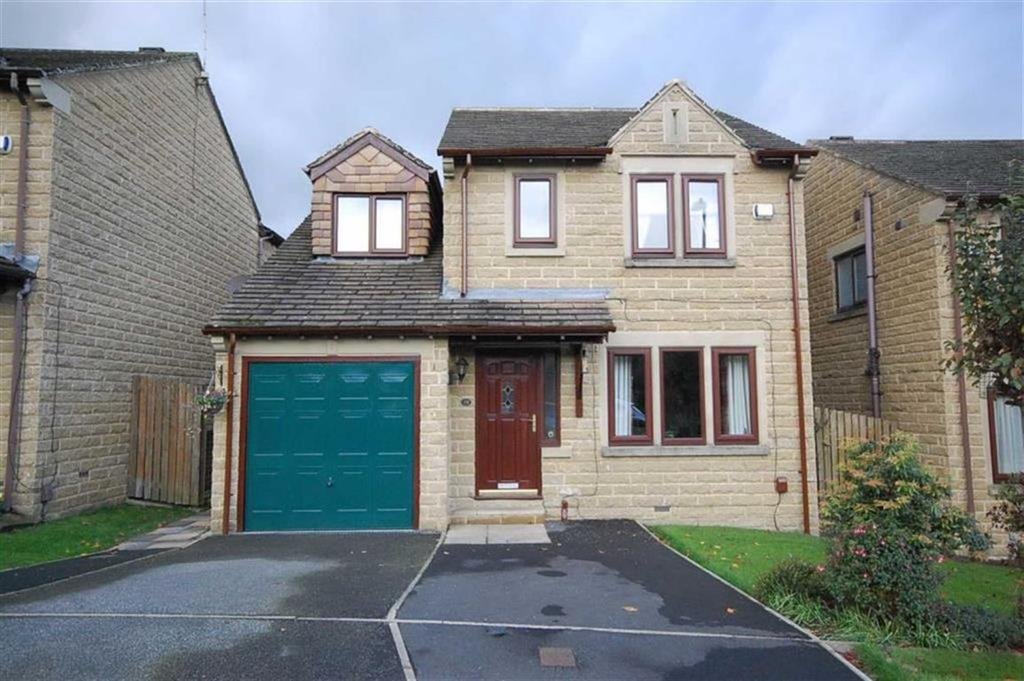 3 Bedrooms Detached House for sale in Chadwick Lane, Mirfield, WF14
