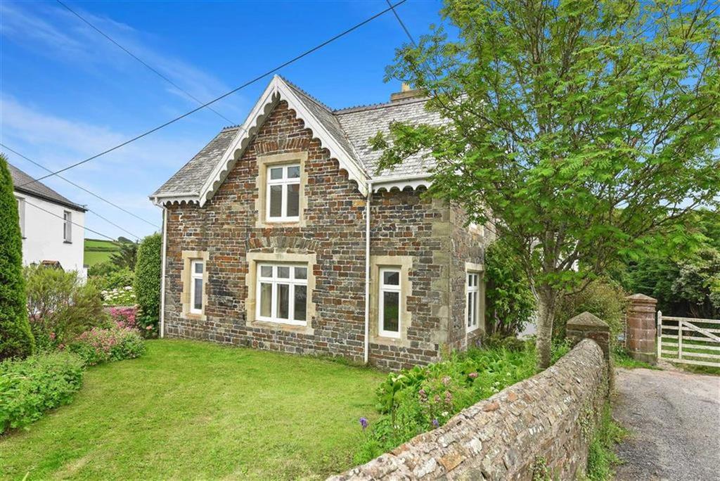 3 Bedrooms Detached House for sale in Springfield, Hartland, Bideford, Devon, EX39