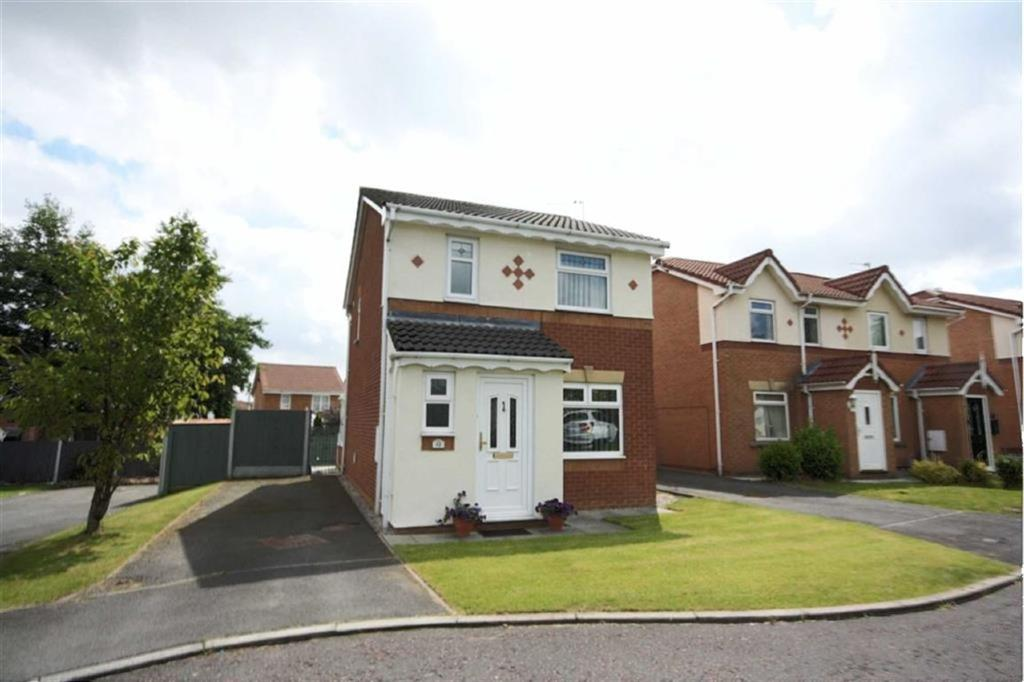 3 Bedrooms Detached House for sale in Worcester Close, The Shires, St Helens, WA10