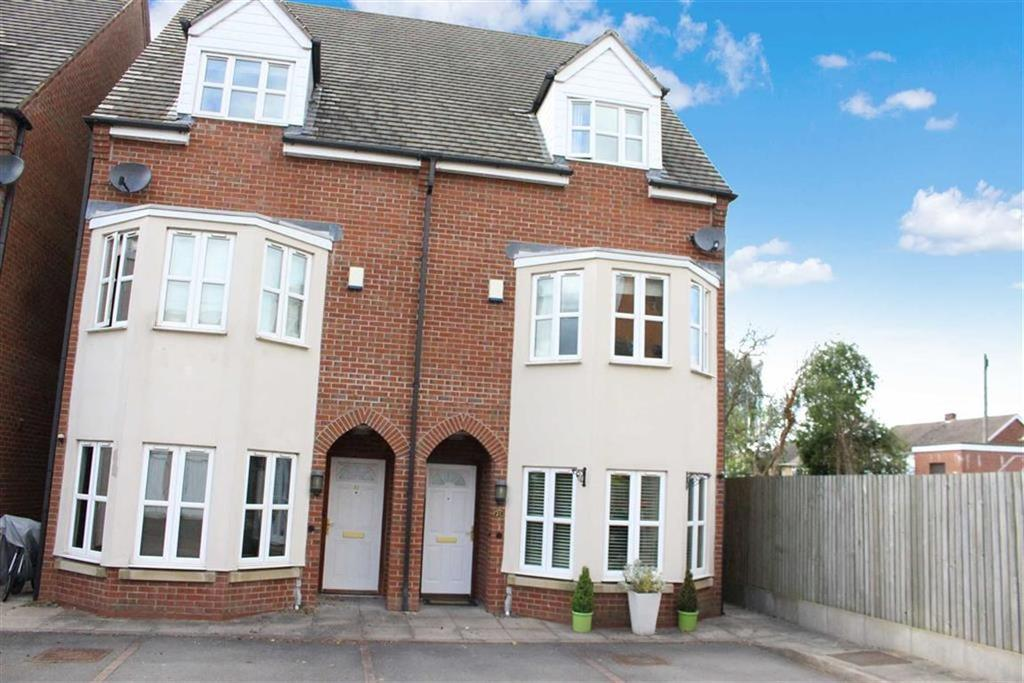 4 Bedrooms Semi Detached House for sale in South View Road, Cubbington, Leamington Spa, CV32