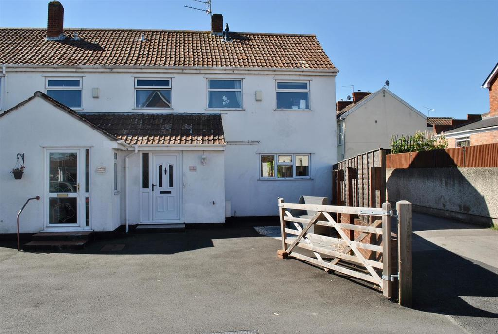 3 Bedrooms Semi Detached House for sale in Plais Street, Taunton
