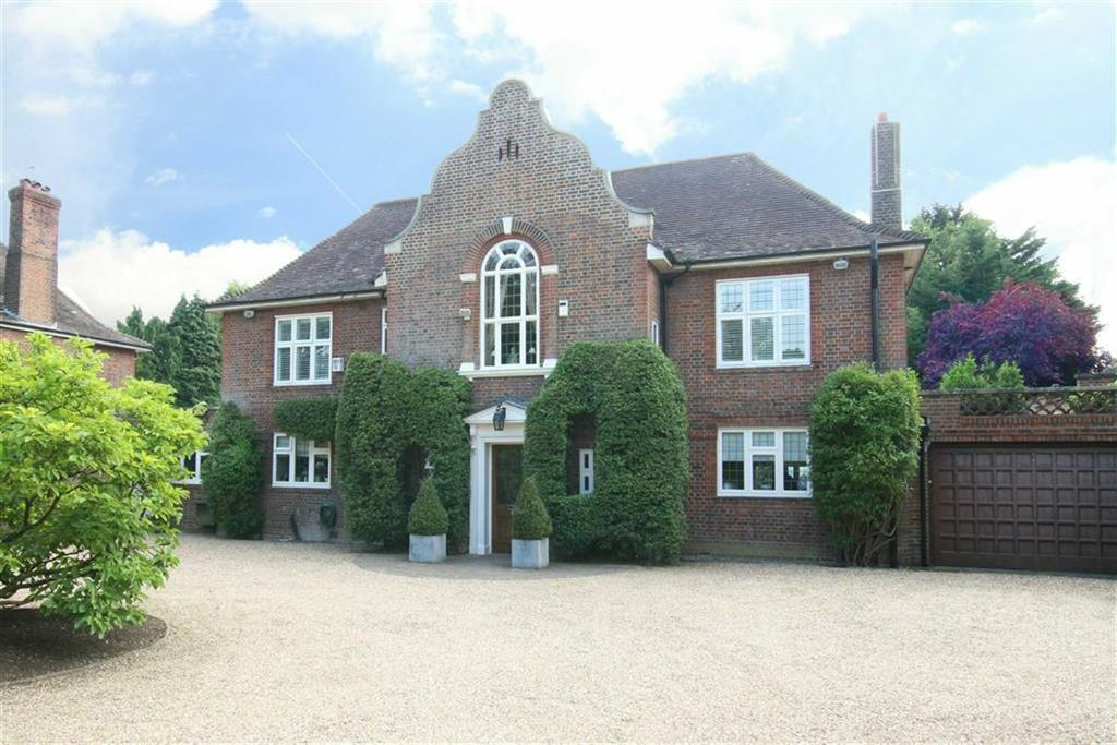 4 Bedrooms Detached House for sale in Totteridge Village, Totteridge, London