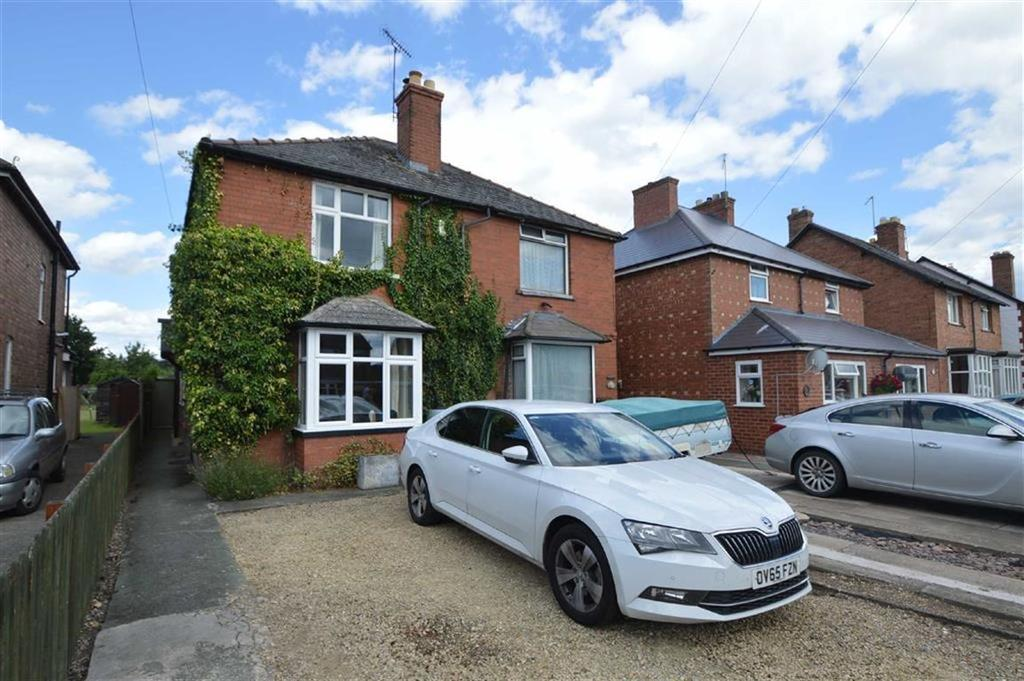3 Bedrooms Semi Detached House for sale in Reabrook Avenue, Belle Vue, Shrewsbury