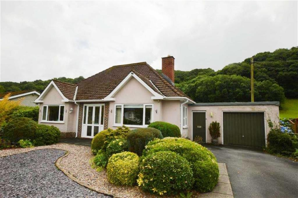 2 Bedrooms Detached Bungalow for sale in Delfan, Llanilar, Aberystwyth, SY23