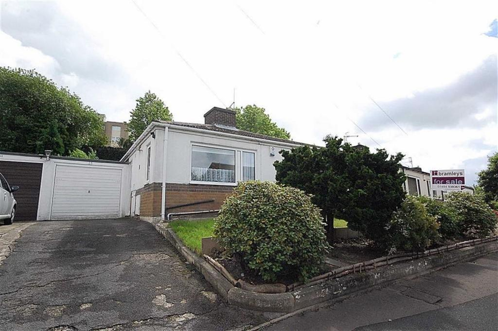 2 Bedrooms Detached Bungalow for sale in School Lane, Berry Brow, Huddersfield, HD4