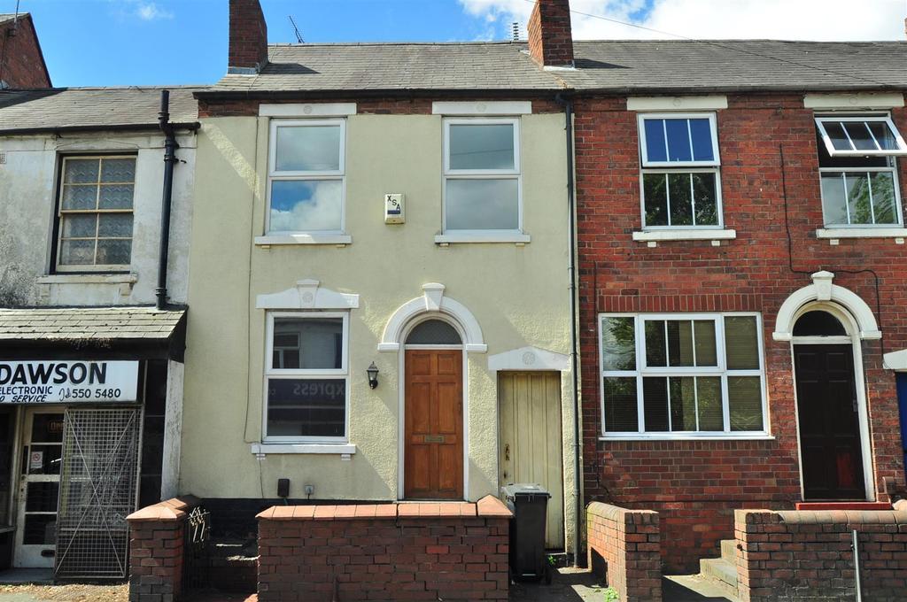 2 Bedrooms Terraced House for sale in Stourbridge Road, Halesowen