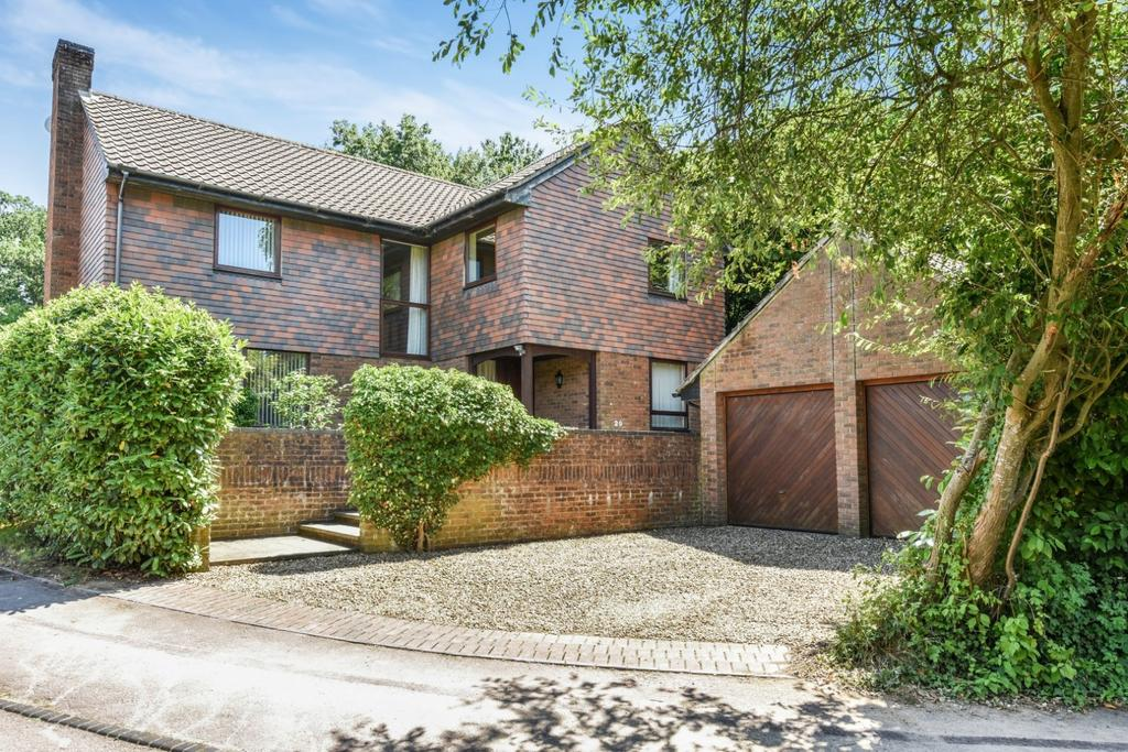5 Bedrooms Detached House for sale in Higher Mead, Lychpit