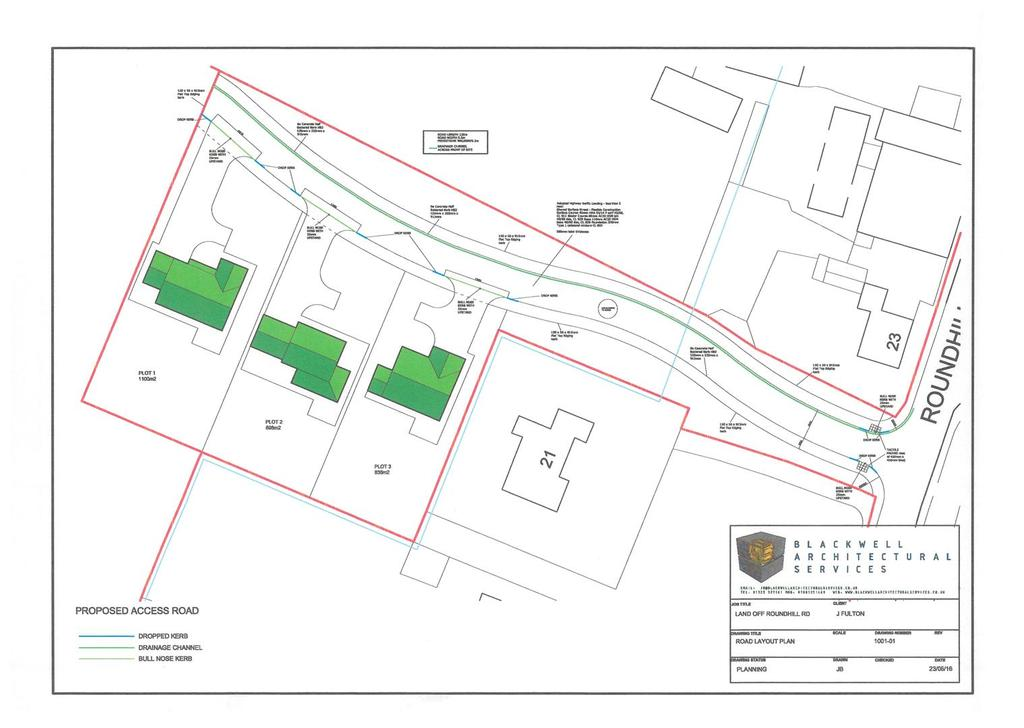 Plot Commercial for sale in Roundhill Road, Hurworth-on-Tees