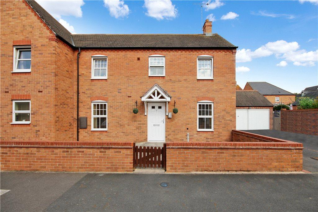 3 Bedrooms Semi Detached House for sale in Poland Avenue, Lower Quinton, Stratford-upon-Avon, Warwickshire, CV37