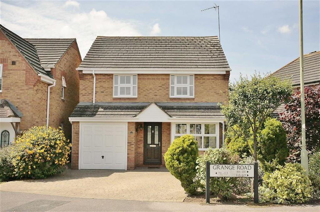 3 Bedrooms Detached House for sale in Grange Road, Banbury