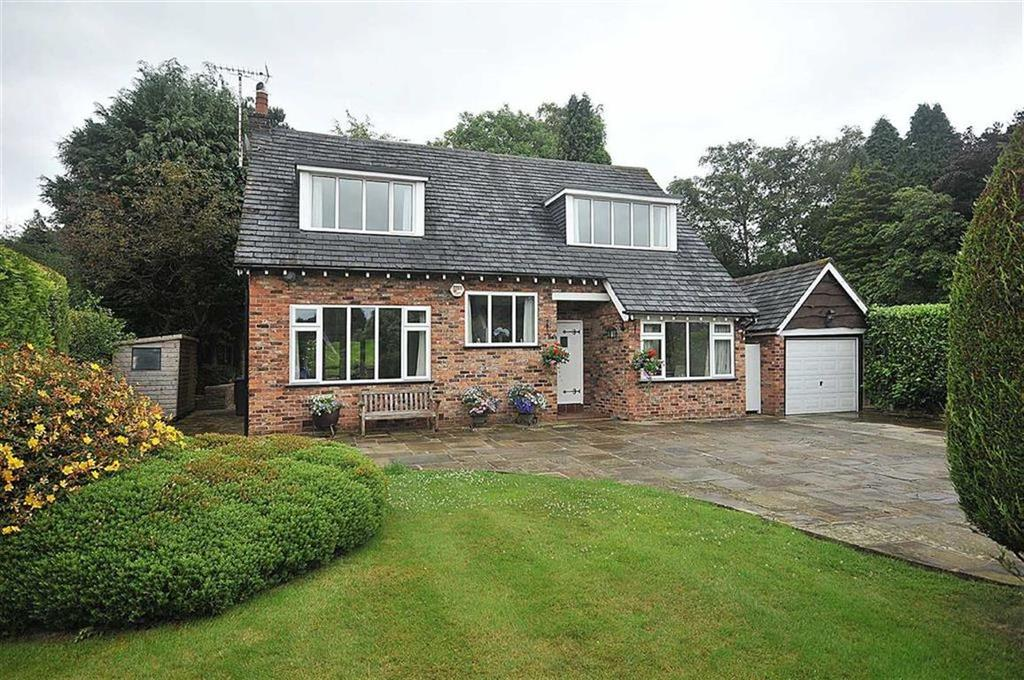 3 Bedrooms Detached House for sale in Badger Road, Prestbury
