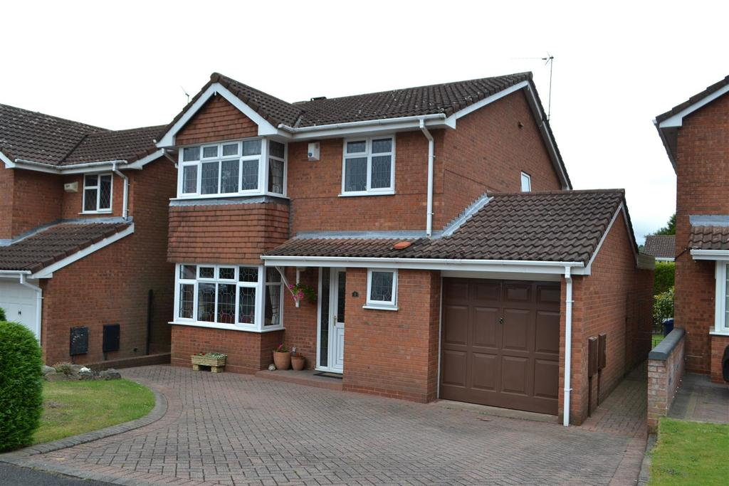 4 Bedrooms House for sale in St Francis Close, Rawnsley, Cannock