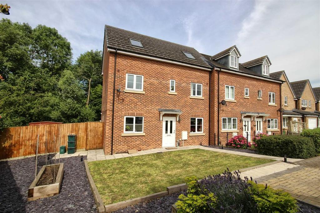 4 Bedrooms End Of Terrace House for sale in Orchard Close, The Reddings, Cheltenham, GL51