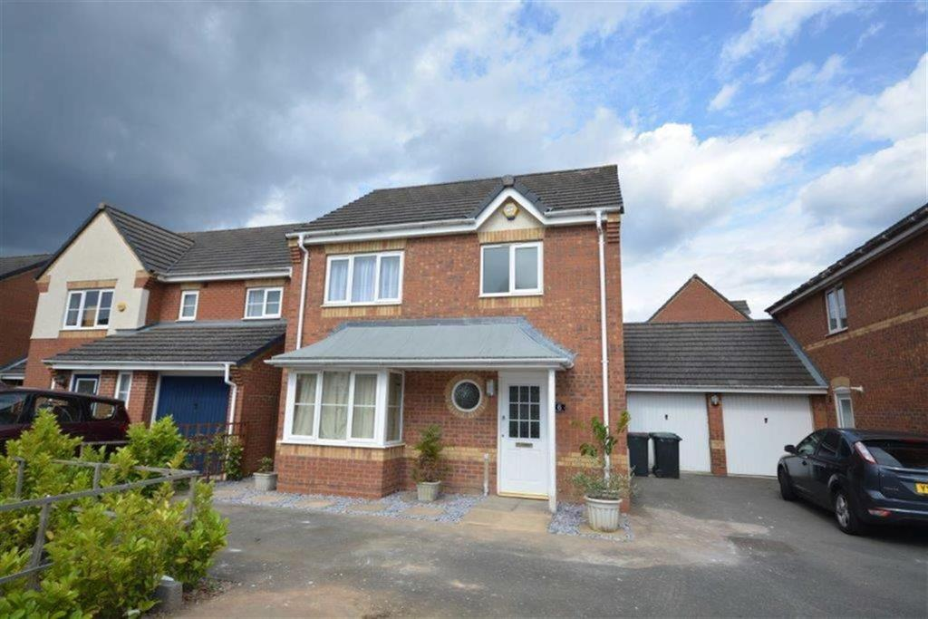 3 Bedrooms Detached House for sale in Daffodil Drive, Bedworth