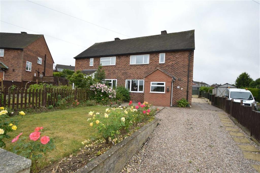 3 Bedrooms Semi Detached House for sale in 41, The Moors, Cressage, SY5