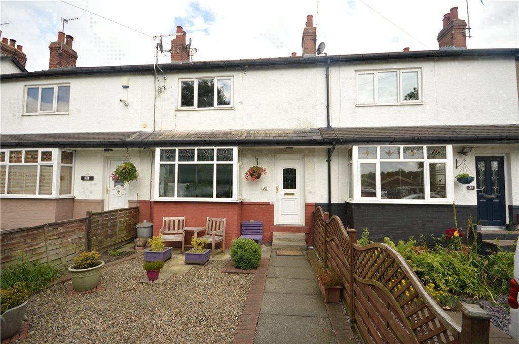 2 Bedrooms Terraced House for sale in Netherfield Road, Guiseley, Leeds