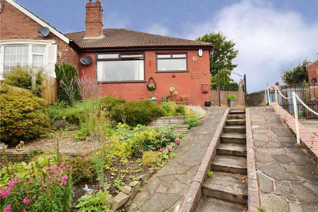 2 Bedrooms Semi Detached Bungalow for sale in Eden Walk, Leeds, West Yorkshire