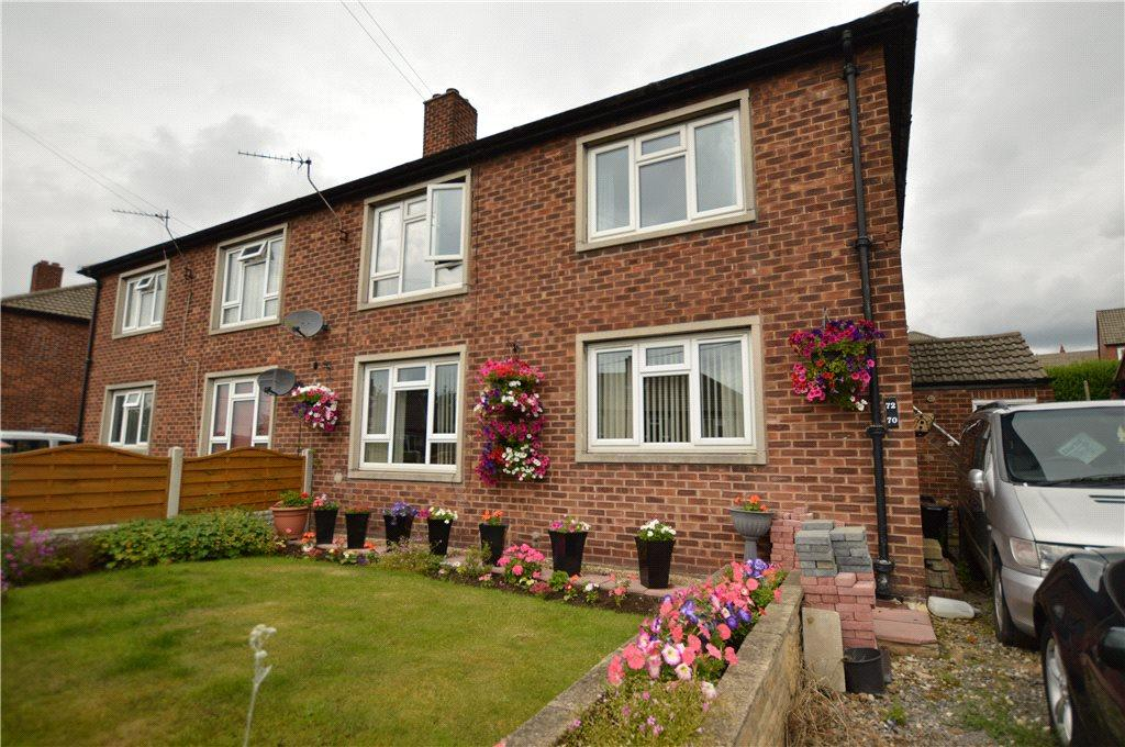 2 Bedrooms Maisonette Flat for sale in Manor Crescent, Rothwell, Leeds, West Yorkshire