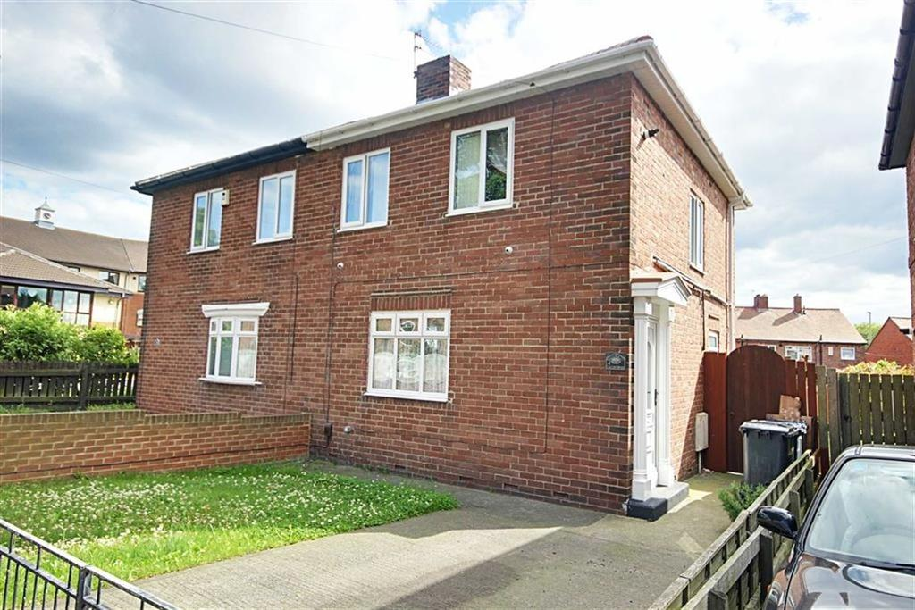 3 Bedrooms Semi Detached House for sale in Cheviot Road, South Shields, Tyne And Wear
