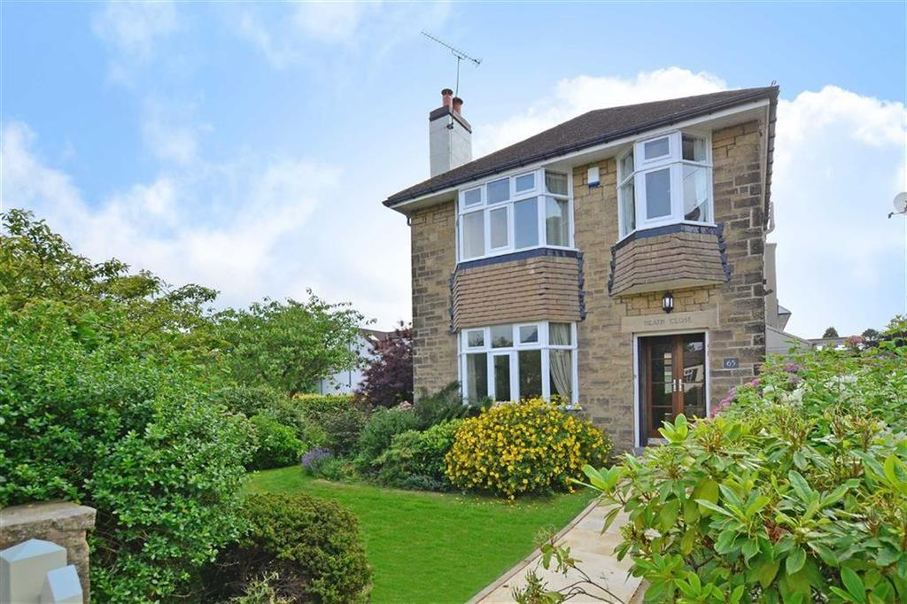 3 Bedrooms Detached House for sale in Heath Close, 65, Causeway Head Road, Dore, Sheffield, S17