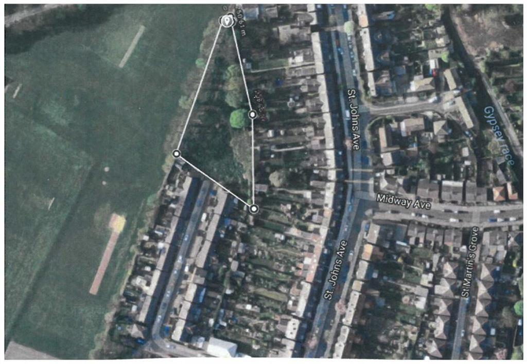 Land Commercial for sale in St Johns Avenue West, Bridlington, East Yorkshire, YO16