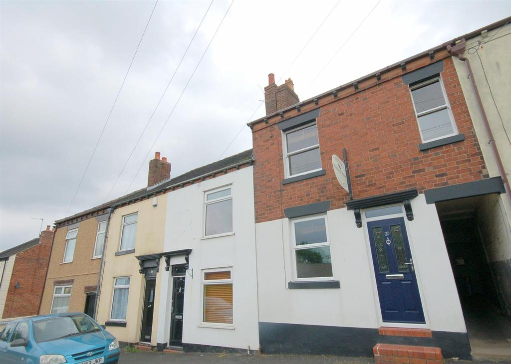 3 Bedrooms Terraced House for sale in High Street, Wood Lane