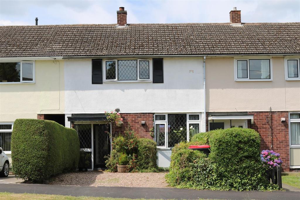 3 Bedrooms Terraced House for sale in Waverton Avenue, Warton, Tamworth