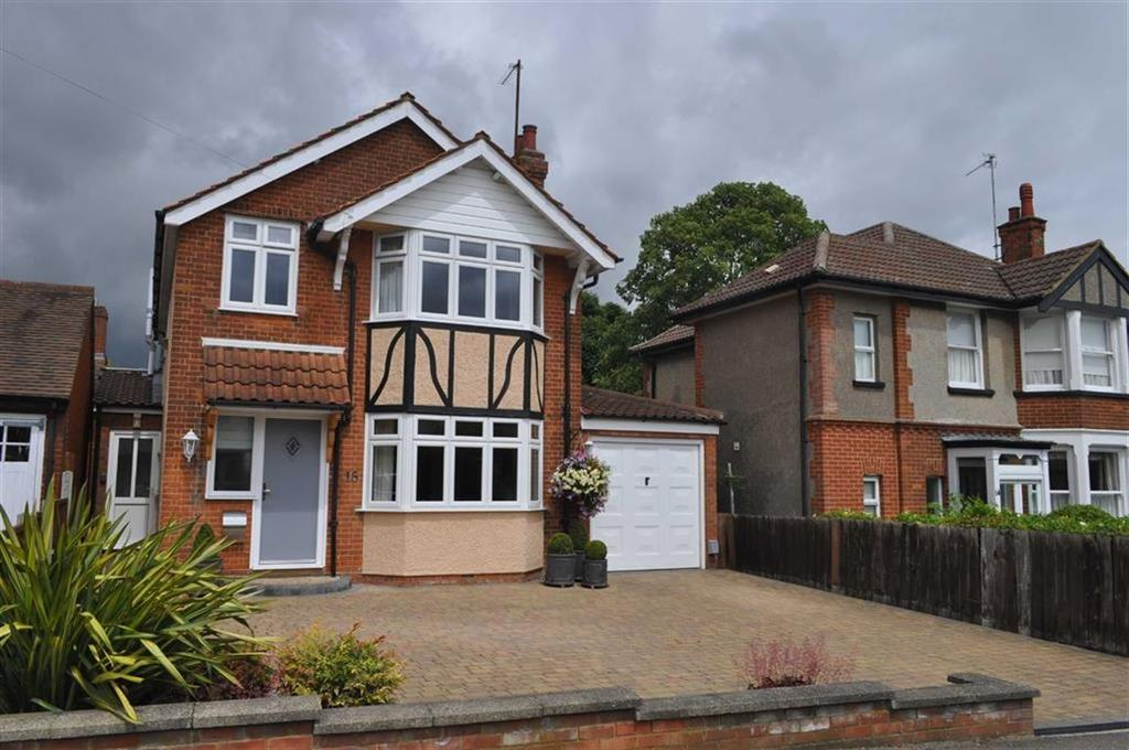 4 Bedrooms Detached House for sale in Grays Lane, Hitchin, SG5