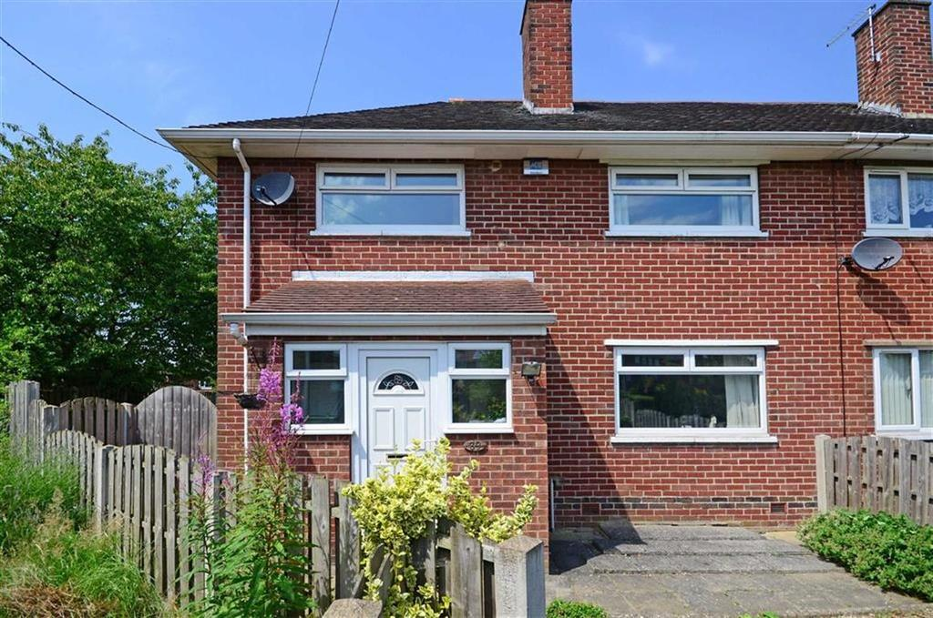 3 Bedrooms Semi Detached House for sale in 39, Spring Water Avenue, Hackenthorpe, Sheffield, S12