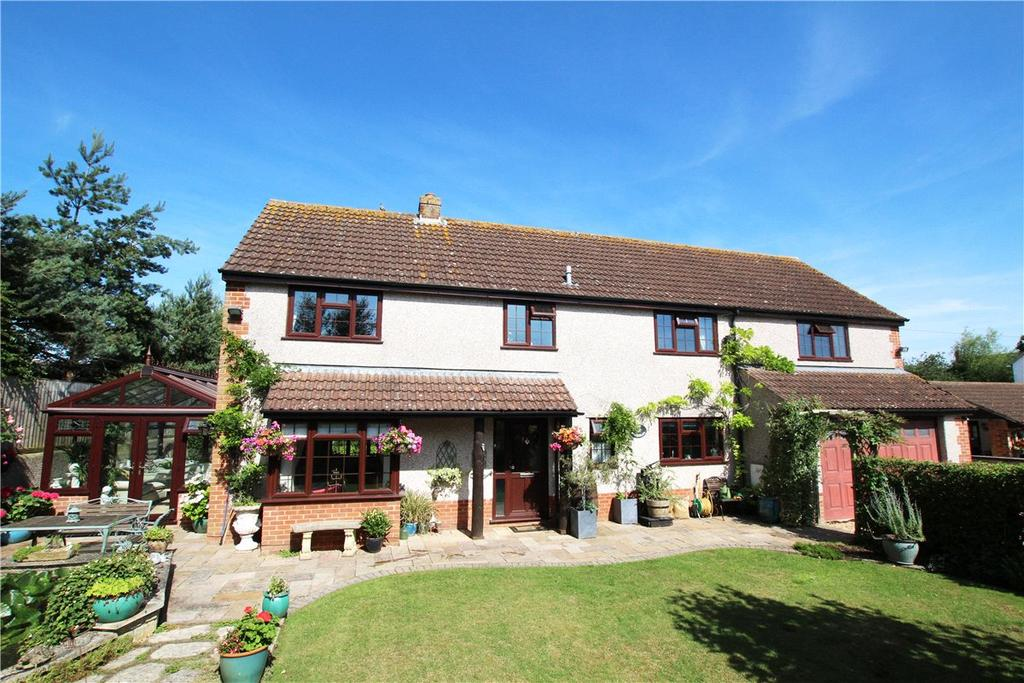5 Bedrooms Detached House for sale in Bowerhill Lane, Bowerhill, Melksham, Wiltshire, SN12