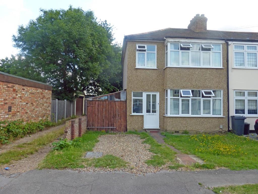 3 Bedrooms End Of Terrace House for sale in Chestnut Glen, Hornchurch RM12