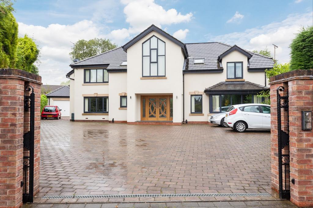 5 Bedrooms Detached House for sale in Stonemead Avenue, Hale Barns